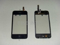 IPHONE 3GS MIDFRAME ASSEMBLY WITH DIGITIZER SCREEN !!!