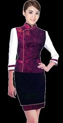2012商务酒店制服