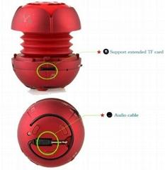 Hamburger Mini Speakers