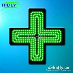 LED indoor pharmacy sign,led hospital sign