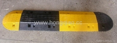 Rubber Traffic Speed Hump