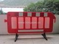 Plastic Traffic Fence Barrier
