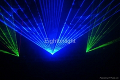 Mini Laser Stage Lighting Club Disco DJ Party Light + Remote Controller