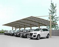Carport aluminum