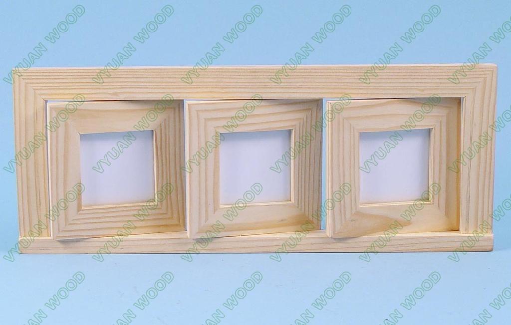 Unfinished wood frames wood frame china manufacturer for Unfinished wood frames for crafts