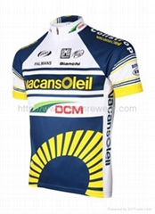 2012 latest team cycling jersey