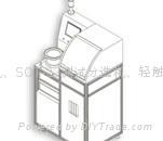 薄型贴片绕线电感自动点胶机