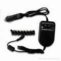 80W Universal Laptop AC Adapter with