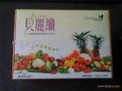 貝麗纖高纖複合果蔬酵素