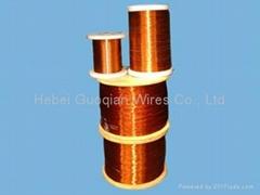 submersible motor winding wire(PE+PA)