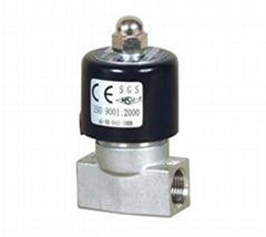 进口直动式小型电磁阀