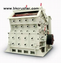 Granite Impact Crusher PF1210 exported to India