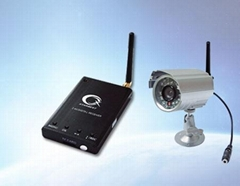2.4G wireless digital camera