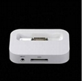New Base Dock Sync Charging Cradle For iPhone 4 4G