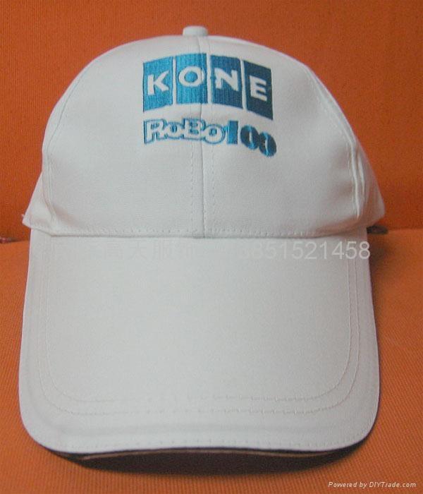 南京广告帽 2