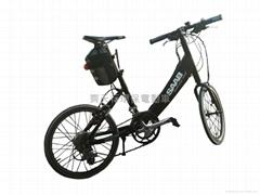 SAAB電動自行小徑車(SAMPLE)