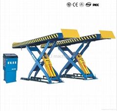 PULI Large Platform Scissor Lift PL-P55