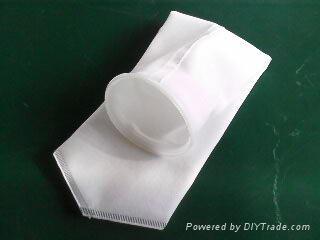 Micron felt liquid filter bag/filter sock on sale 1
