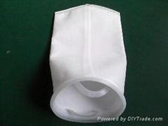 Micron felt liquid filter bag on sale