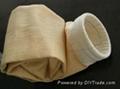 Polyester Nomex fiberglass filter bag