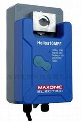 邁賽斯 10Nm 無刷 彈簧復位電動風閥執行器