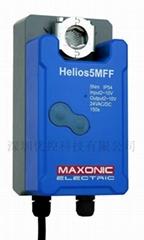 邁賽斯 5Nm 無刷 彈簧復位電動風閥執行器