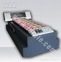 布吉硅胶万能平板打印机