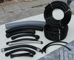 金屬包塑管纜