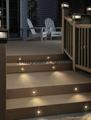 12V Stainless Steel Round LED Deck Light