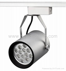 High brightness 12W LED track lights CE and RoHS