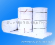 硅酸铝纤维针刺毯
