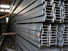 Q235 hot rolled  I steel beam
