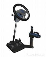 汽车模拟驾驶训练机|代理好项目