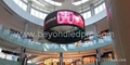 360 Circular  LED Video Screen  with