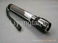 Solar Flashlight (aluminum)