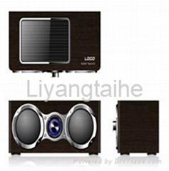 Solar Charger Speaker