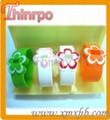Silicone shape watches