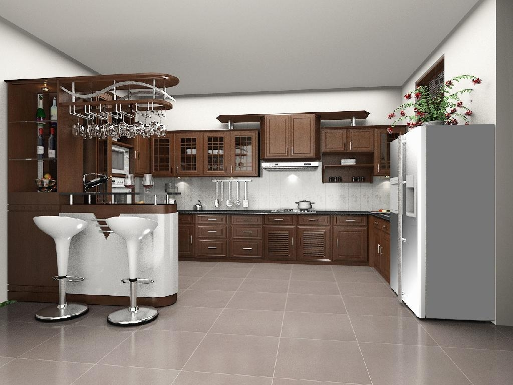 Kitchen furniture sadecco vietnam manufacturer for Kitchen furniture