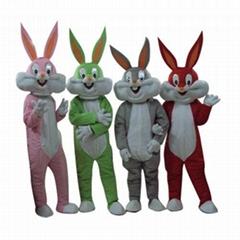 兔八哥卡通服装