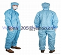 Antistatic boiler suit