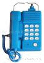 KTH1017礦用電話機