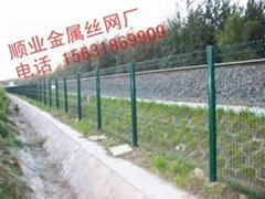 高速公路铁路护栏网隔离栅铁丝网