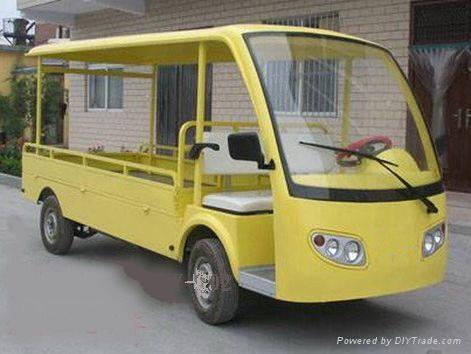 电动载货车 2
