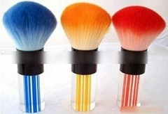 MAKEUP BRUSH SALON ARTIST colorful cosmetic brush