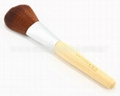 ECO silver Makeup Eyeshadow Brush