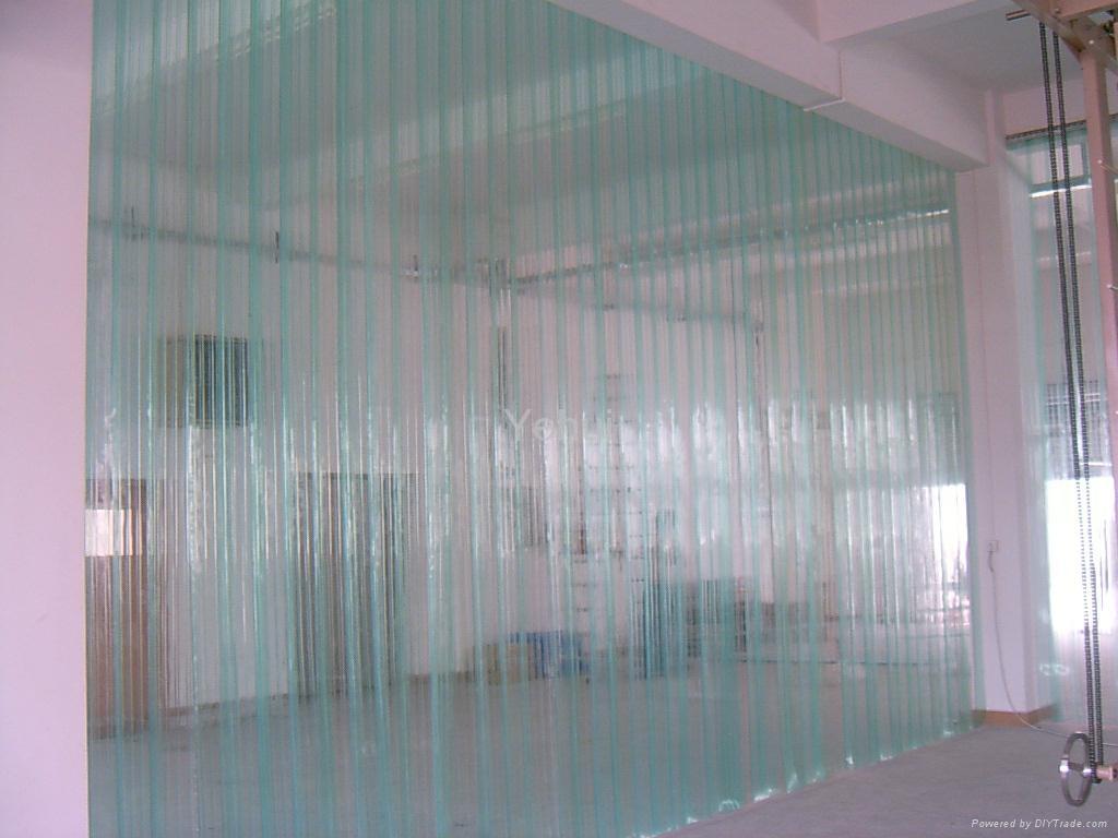 transparent pvc soft curtain 2012041706 yh china