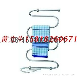 Electric heating towel rack with special hotline  2