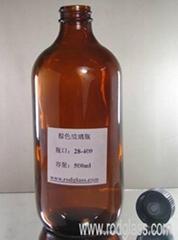 500ml棕色试剂玻璃瓶