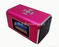 TT6 Mini Speaker music angel MP3 speaker multimedia speaker