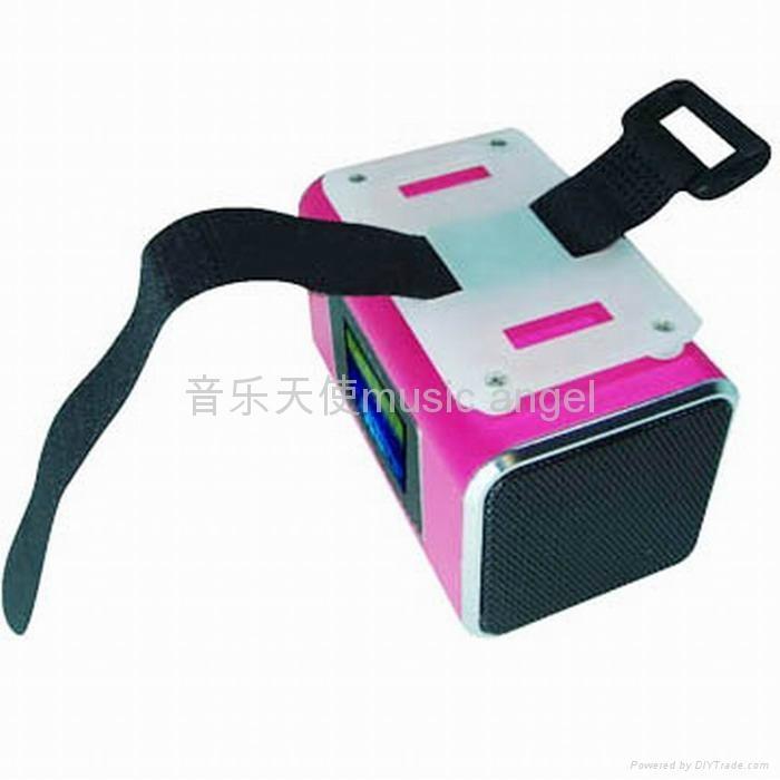 TT6 Mini Speaker music angel MP3 speaker multimedia speaker 2